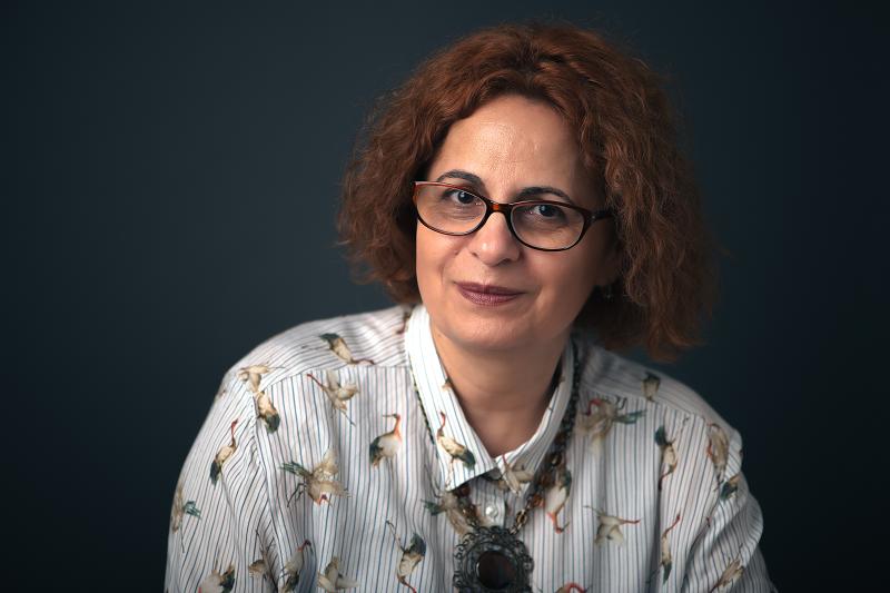 Gabriela Ciucurovschi, Psiholog